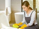 我家从来不刷马桶,没尿垢没臭味,其实学会这招你也行!
